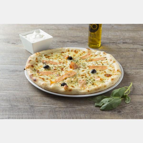 pizza saumon pizz 39 appel livraison de pizza lyon 3 et. Black Bedroom Furniture Sets. Home Design Ideas